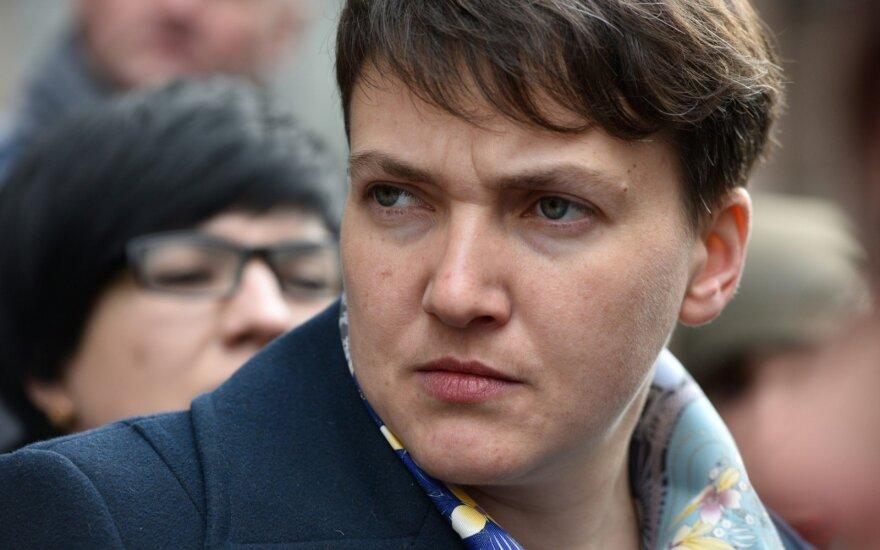 В Украине по делу о теракте задержана Надежда Савченко