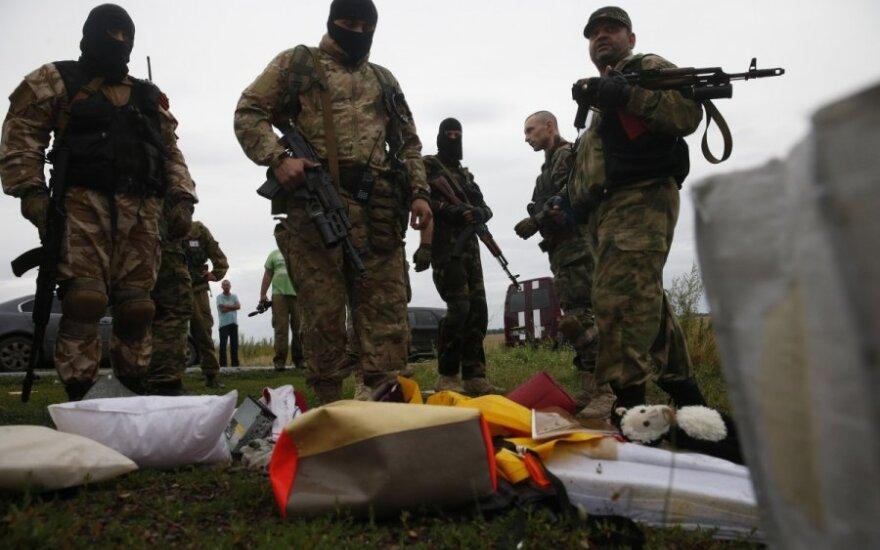 Украина: наблюдатели ОБСЕ завершили миссию на месте падения Boeing