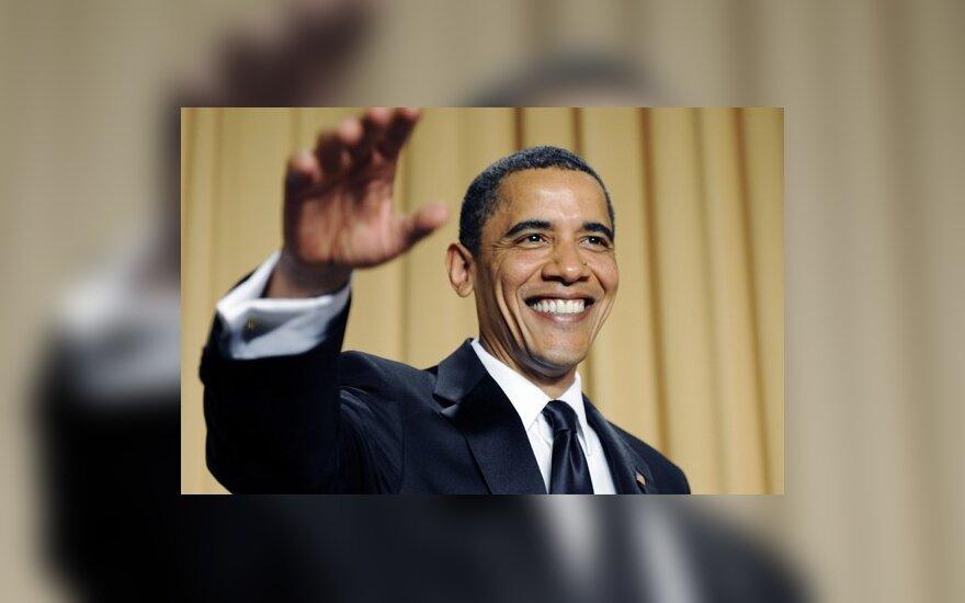 Обама в прямом эфире убил муху