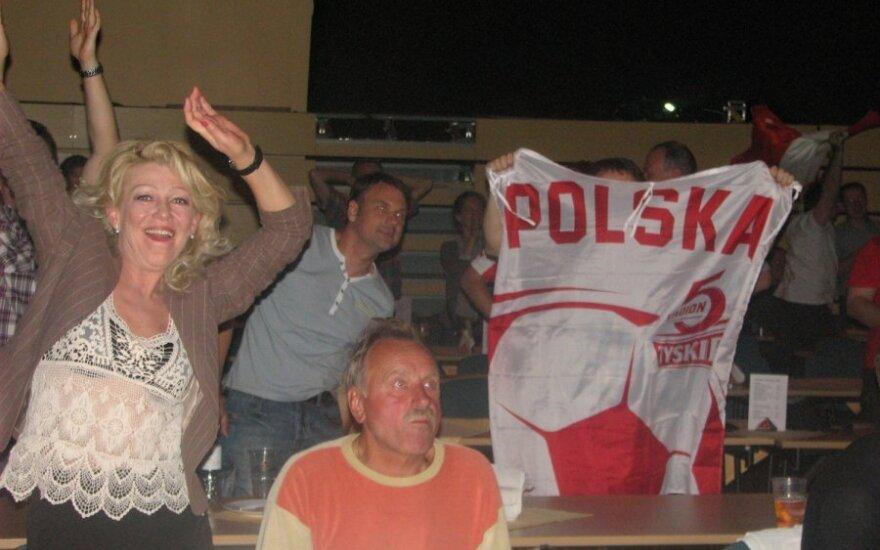 Polska - Rosja, DKP, fot. Ryszard Rotkiewicz