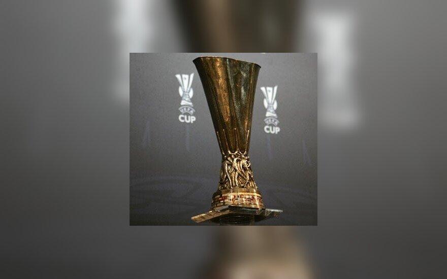 Букмекеры оценивают шансы финалистов Кубка УЕФА как равные