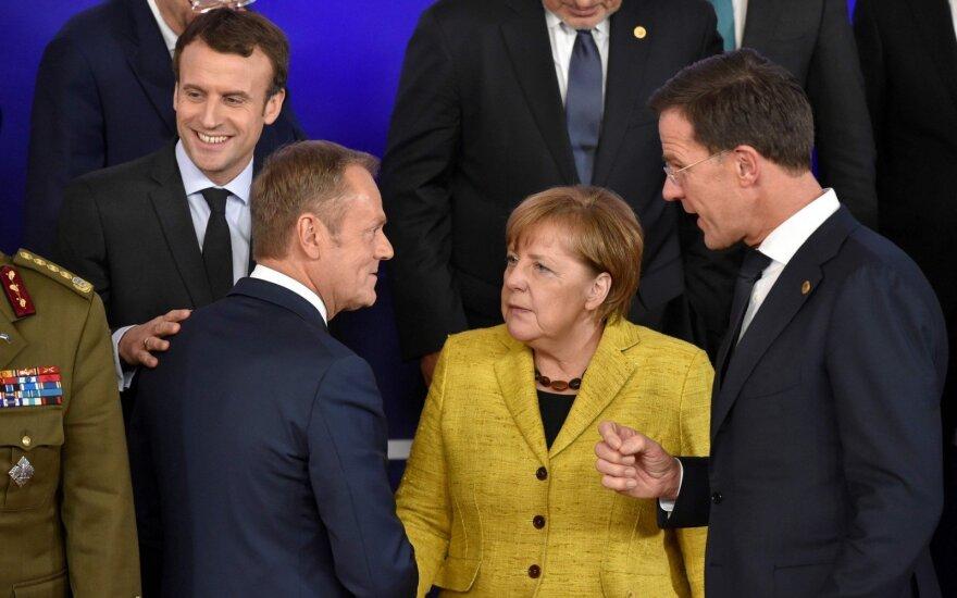 Пресса Британии: Европа вряд ли объединится против России