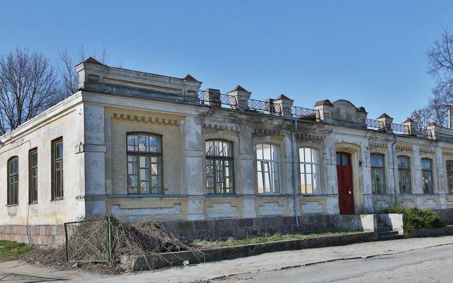 Dailės mokyklos pastatas Ukmergėje