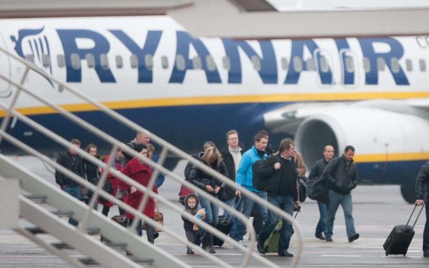 Вильнюсский аэропорт: договор с Ryanair был ошибкой