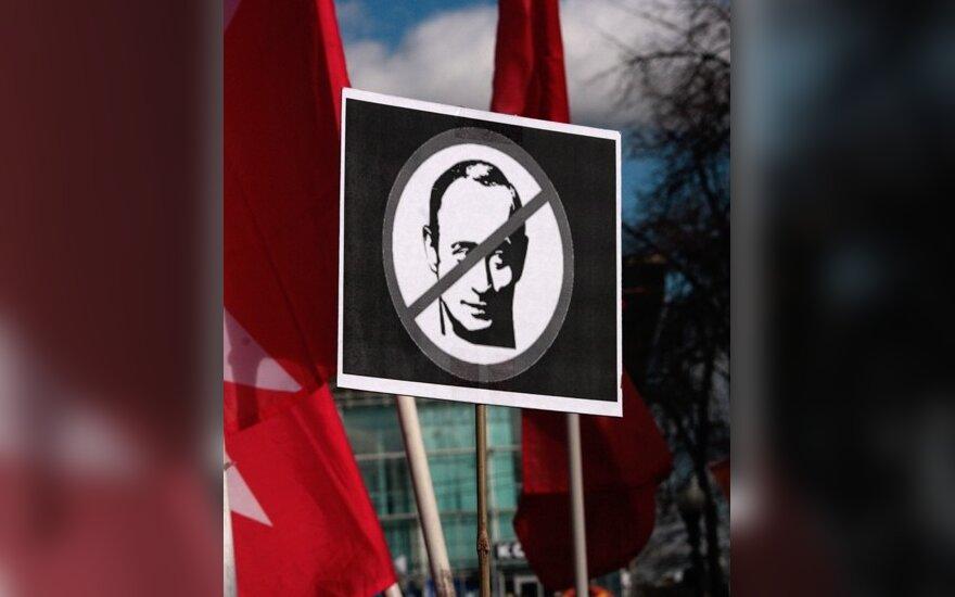 Митинг оппозиции в Москве. Фото Е.Михеевой/Грани.Ру