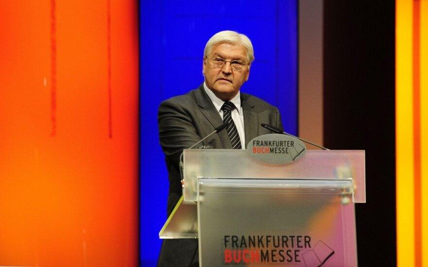 Глава МИД Германии будет искать в Москве пути вывода Украины из кризиса