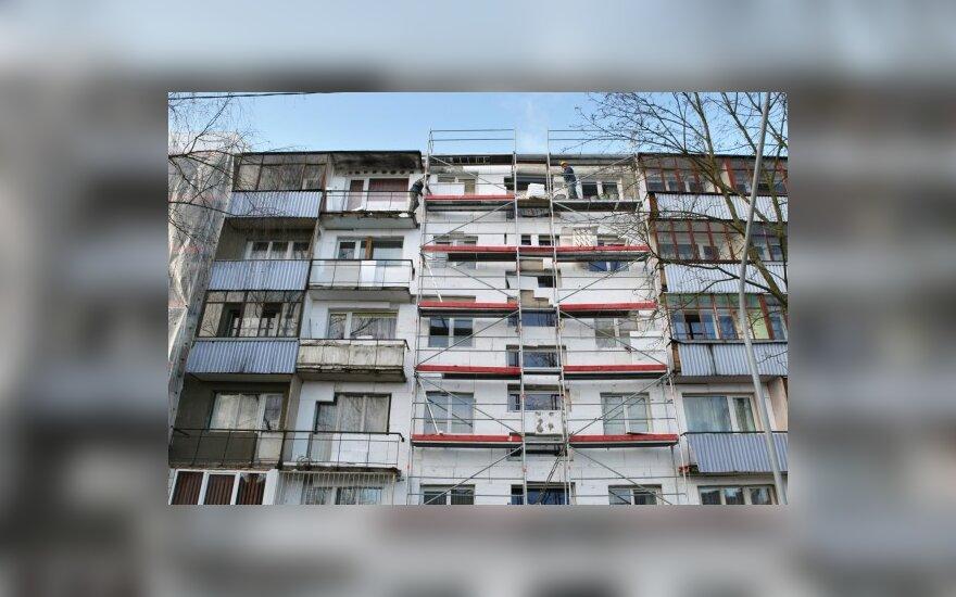 Датские компании хотели бы участвовать в модернизации домов в Литве
