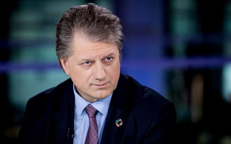 prof. dr Saulius Čaplinskas