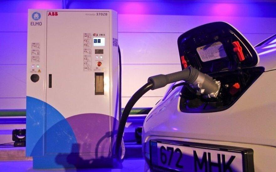 В Норвегии состоялся крупнейший парад электромобилей