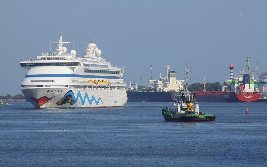 Вайткус: погрузки в Клайпедском порту росли за счет сыпучих грузов