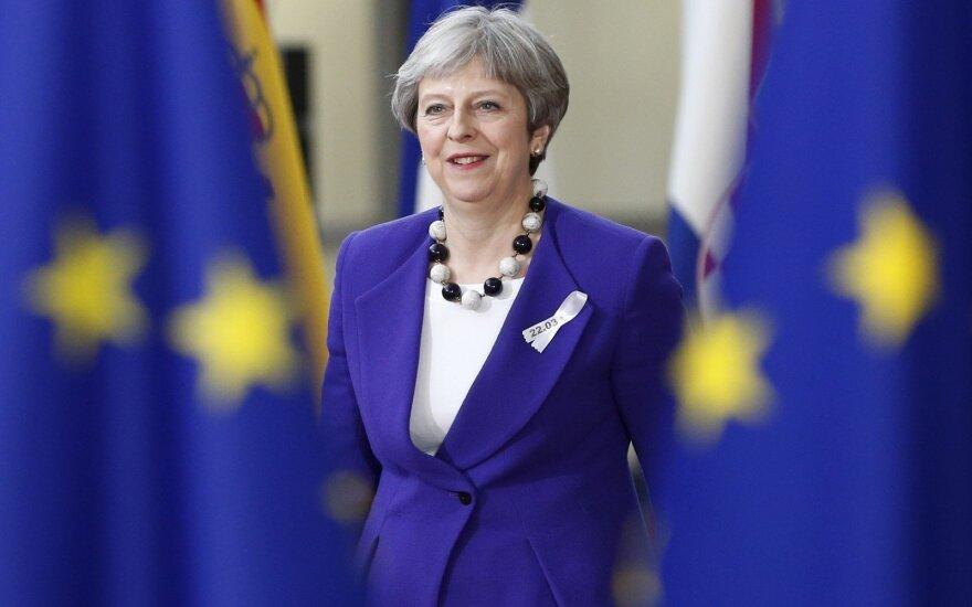 """Тереза Мэй: соглашение по """"Брекзиту"""" почти готово"""