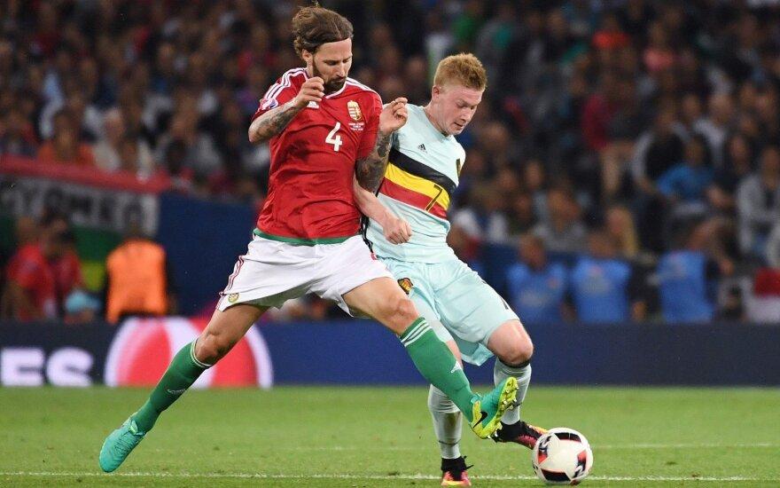 Евро-2016: как бельгийцы дожали дерзких мадьяр в 1/8