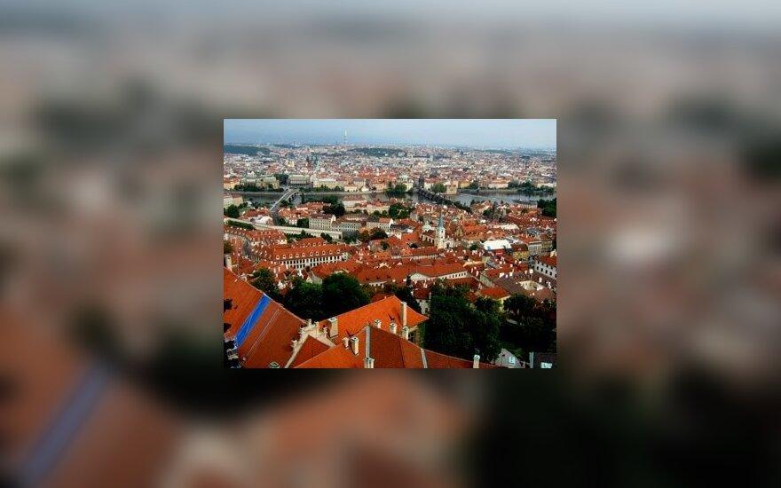Praha, Čekija. Vaidoto Skieriaus nuotr.
