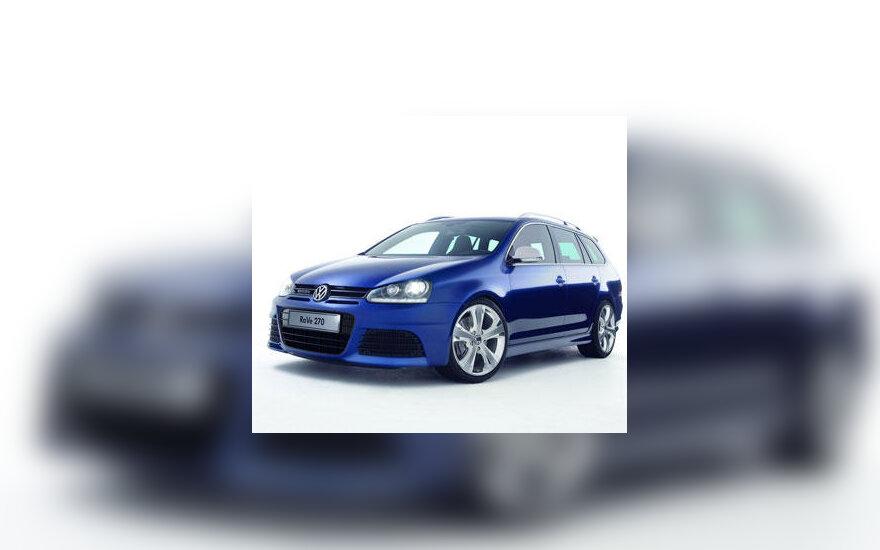 """Volkswagen Golf Variant RaVe 270"""