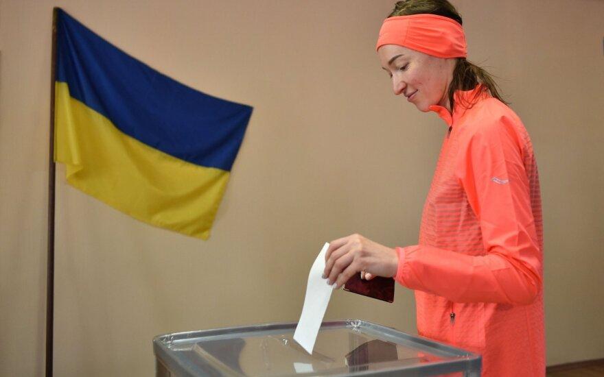 Ukrainos prezidento rinkimai