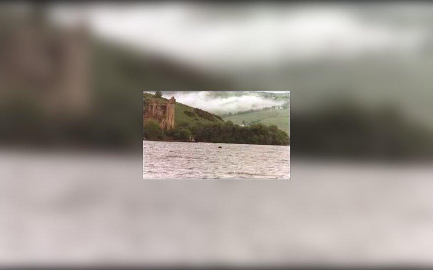 Reta Lochneso pabaisos nuotrauka