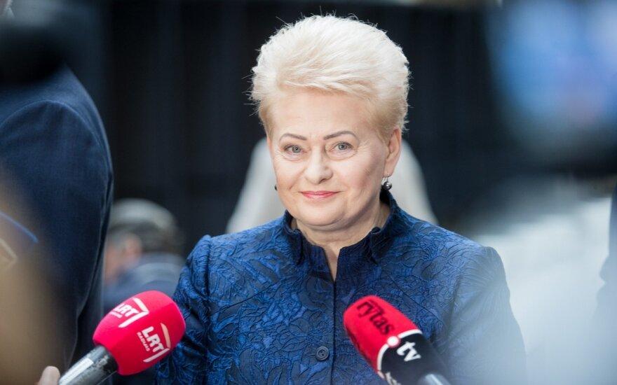 В рейтинговой таблице - рокировка: жители Литвы нашли нового любимца вместо Грибаускайте
