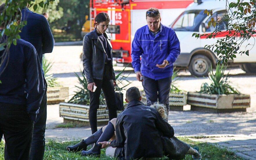 Всех пострадавших от рук керченского стрелка выписали из больниц Крыма