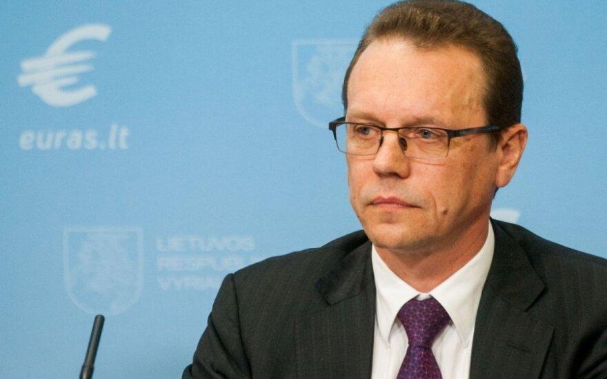 Шемета: после вступления в еврозону, Литва будет в безопасности как никогда