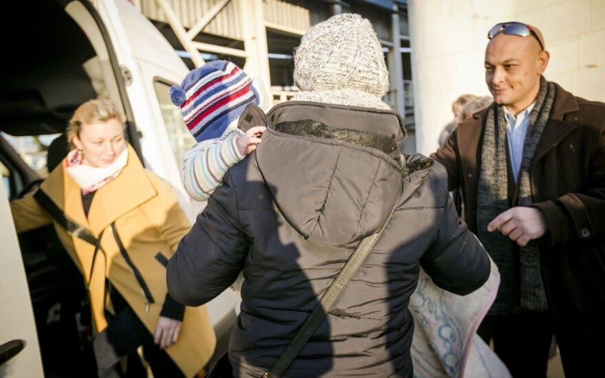 Литва попросит больше времени на прием беженцев