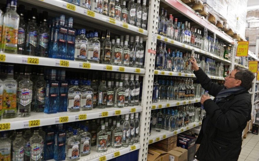 Минздрав РФ поддержал запрет продажи алкоголя лицам моложе 21 года