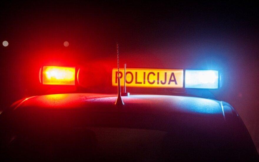 В Алитусе хулиганы жестоко избили молодых людей
