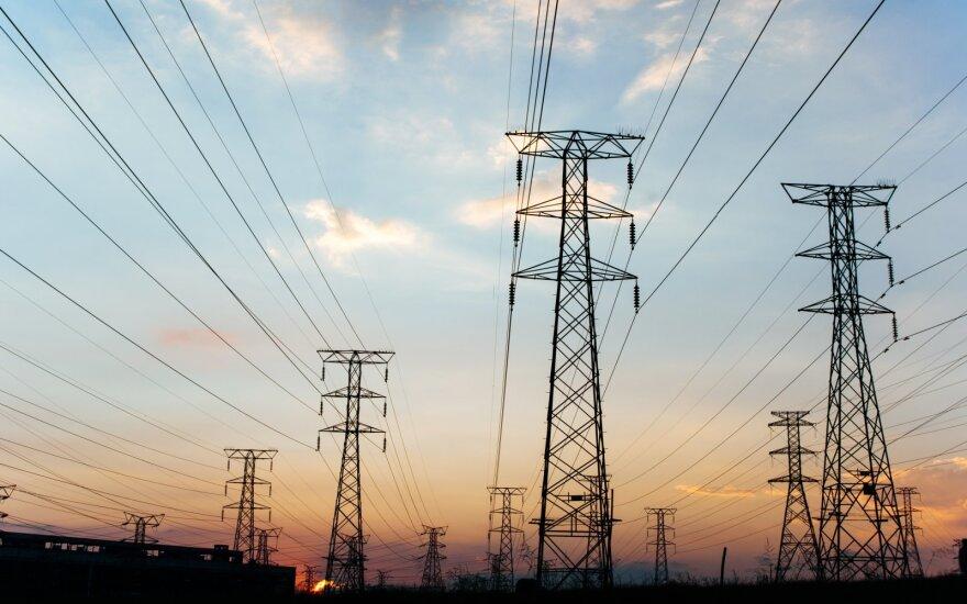 Litgrid: электроэнергия в Литве за неделю подешевела на 28%