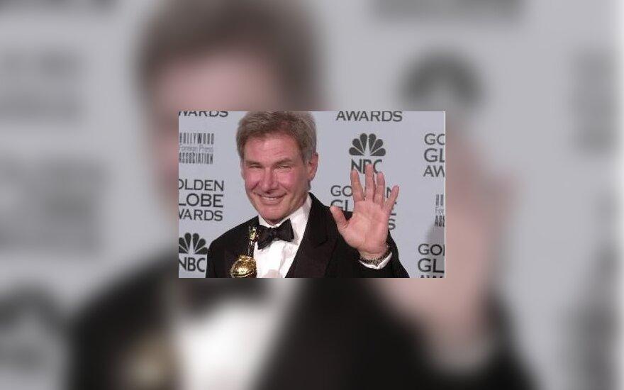 Harrison Ford legendą telewizji
