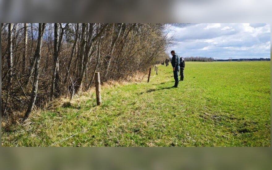 В Рокишкском районе обнаружено тело убитого тренера