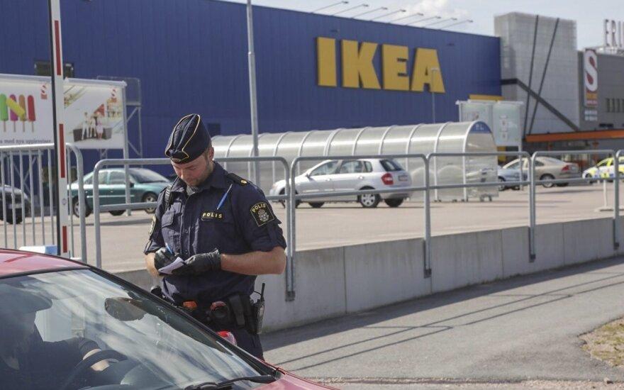 Нападение на магазин IKEA в Швеции: двое погибших