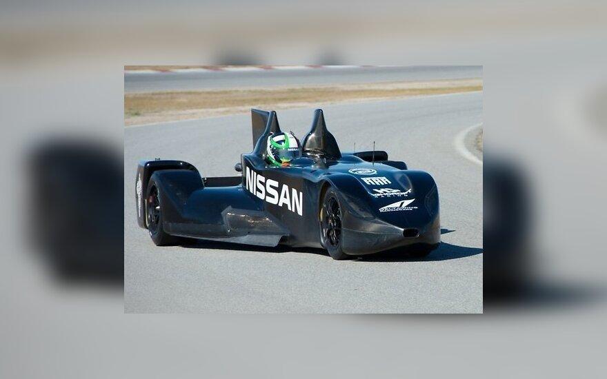 Гибрид самолета и драгстера Nissan DeltaWing покорит Ле-Ман