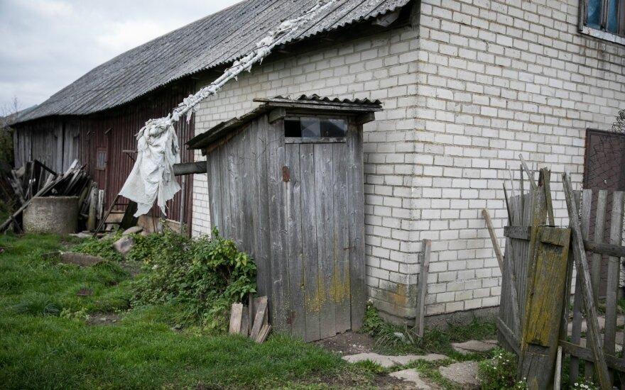 Росстат: 22,6% населения России живет без канализации, почти 17% – с выгребными ямами
