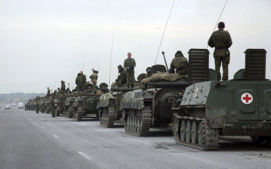 Премьер-министр России рассказал, почему остановил танки у Тбилиси в 2008 году