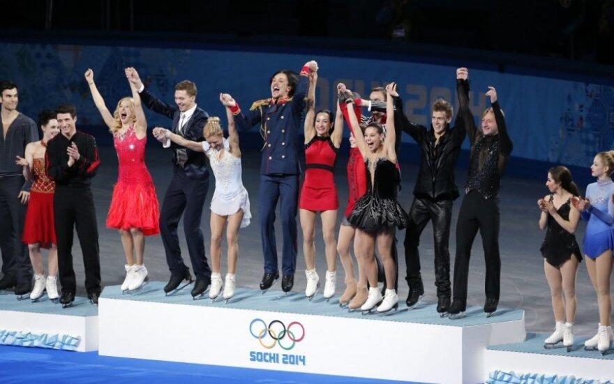 Rusijos dailiojo čiuožimo komanda