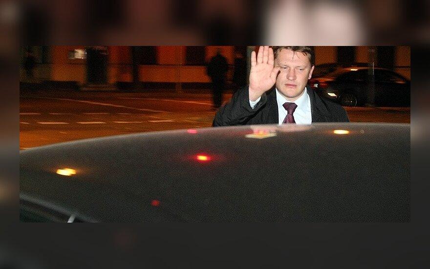 Пьяный белорусский дипломат разбил три автомобиля