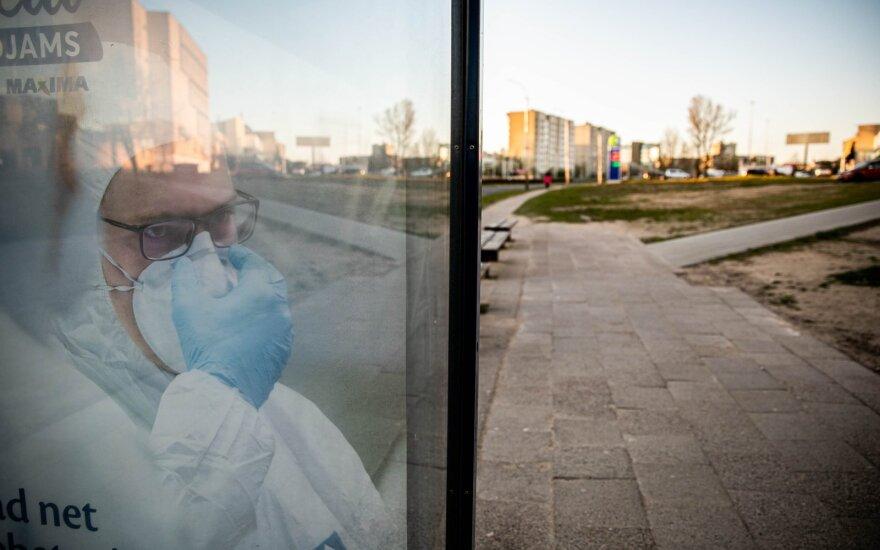 За нарушения правил карантина в Литве может грозить даже лишение свободы