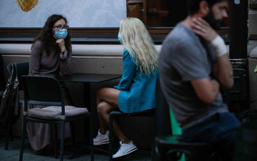 За отсутствие масок в выходные были оштрафованы 11 человек