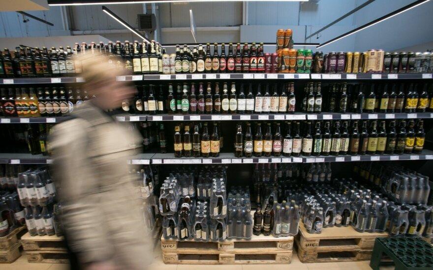 С Нового года в Литве кардинально изменится порядок продажи алкоголя