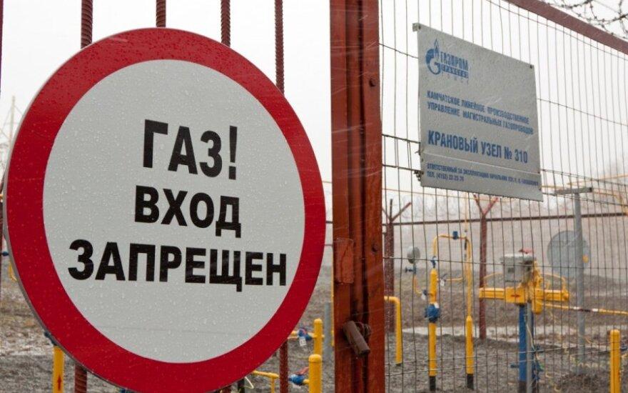 """Эксперты: вытеснение """"Газпрома"""" - добрая весть для потребителей"""