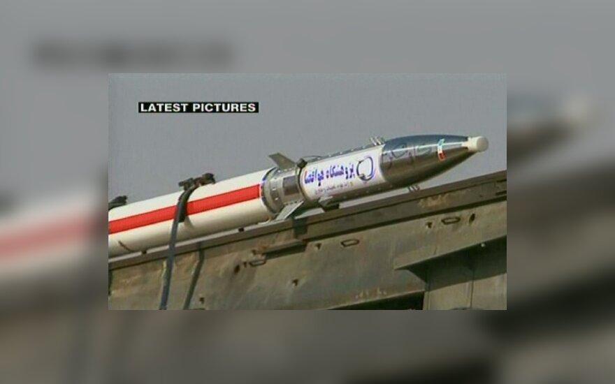 """Иранские """"покорители космоса"""" вернулись на Землю"""