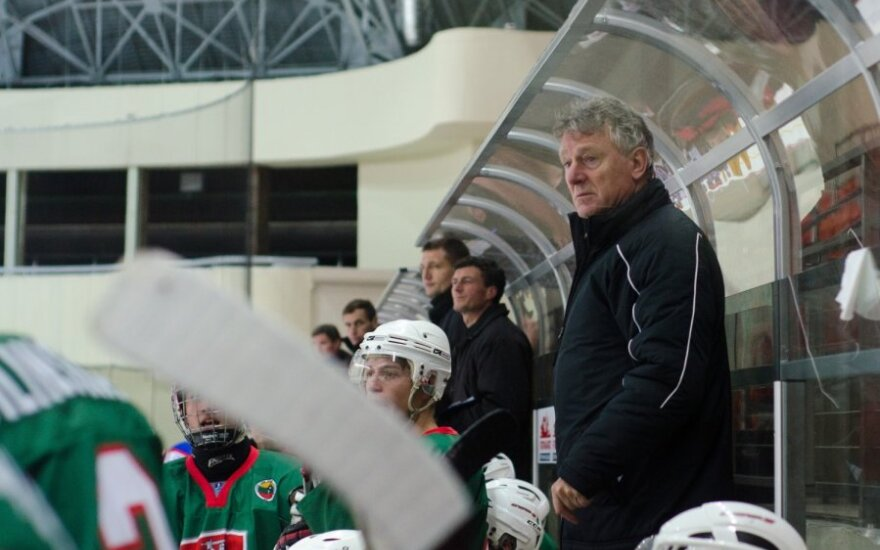 Berndas Haake (Jurgos Mižutavičiūtės nuotr.)