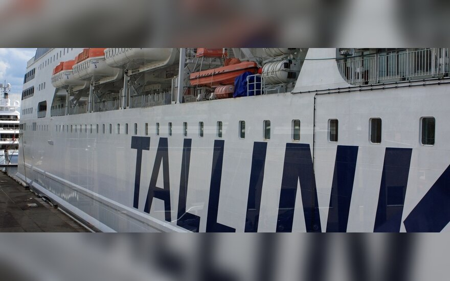 Новый паром Tallink станет крупнейшим плавучим торговым центром