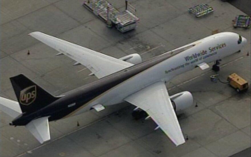 В американском штате Алабама разбился самолет