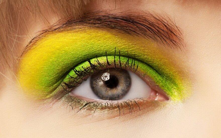 Основные тренды весеннего макияжа