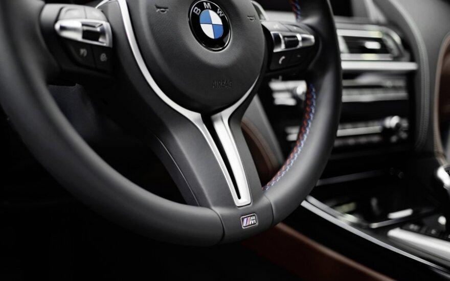 BMW готовит к производству суперкар на водороде