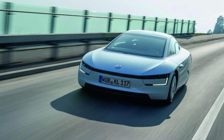Volkswagen передумал продавать свой самый экономичный автомобиль