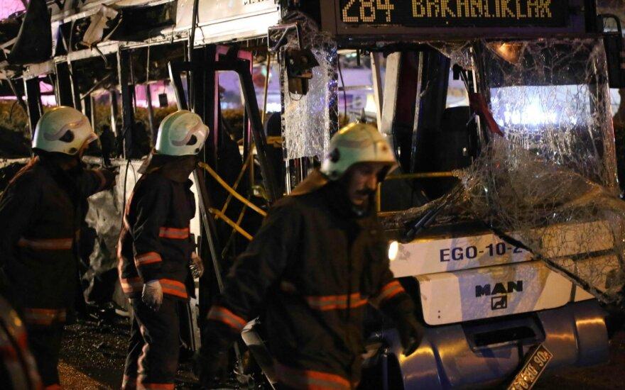 Путин принес соболезнования турецкому народу из-за взрыва