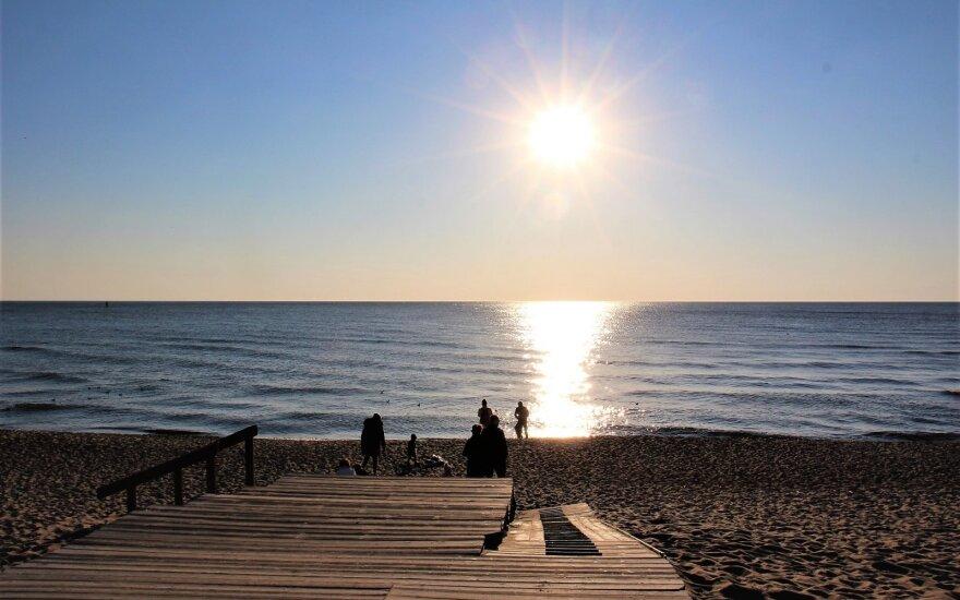 Разногласия по морю: в Латвии хотят нефти, в Литве - узаконить границу
