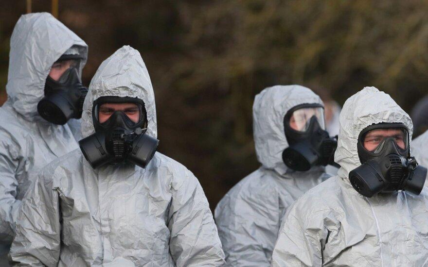 Газета: к отравлению Скрипалей причастны сотрудники ГРУ