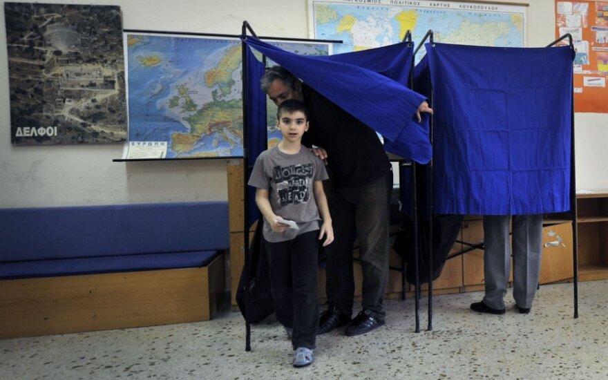 Parlamento rinkimai Graikijoje